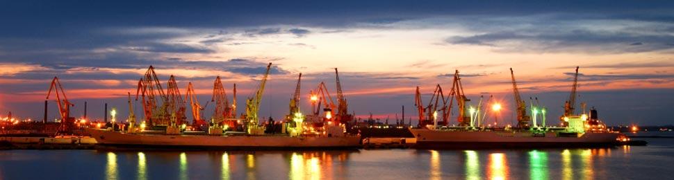 port-at-night